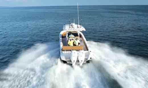 Fountain 34 CC Specs, fountain 34 cc review, fountain 34 cc performance, fountain 34 cc top speed, fountain 34 cc price, fountain 34 cc test, 2005 fountain 34 cc,